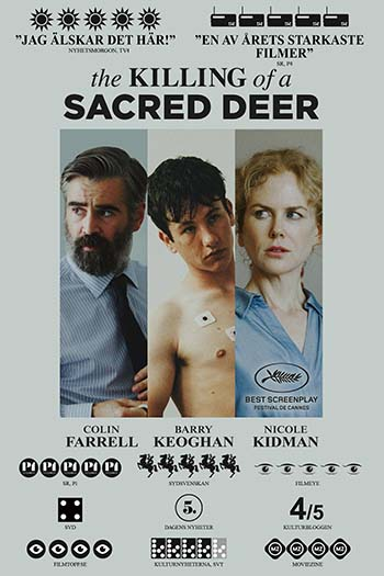 Killing of a sacred deer