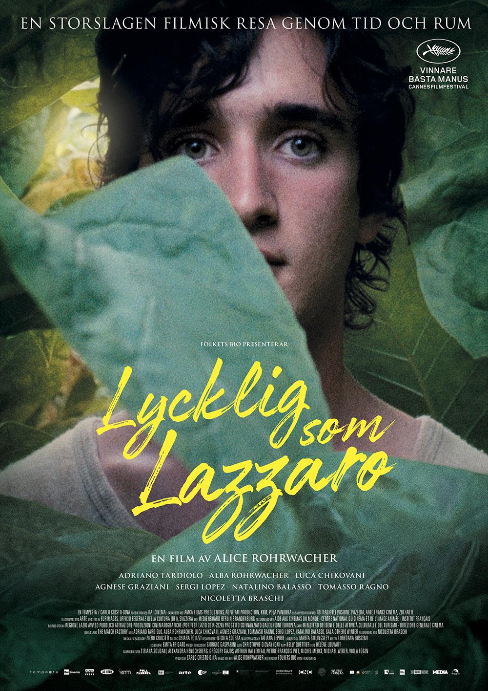 Lycklig som Lazzaro